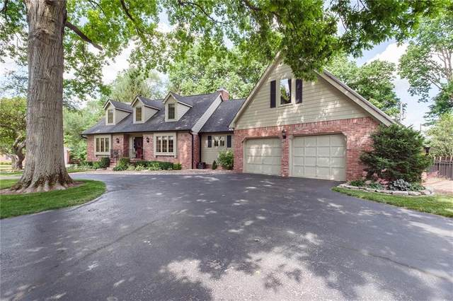 615 Mulberry Street, Zionsville, IN 46077 (MLS #21792014) :: Heard Real Estate Team | eXp Realty, LLC