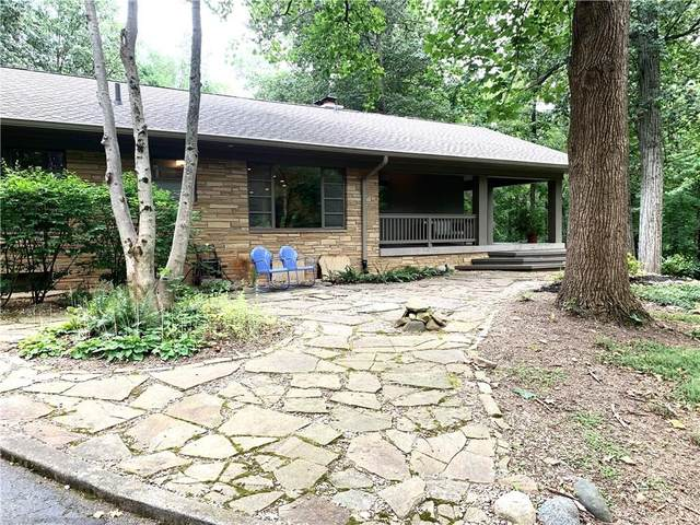 6460 Around The Hills Road, Indianapolis, IN 46226 (MLS #21804006) :: JM Realty Associates, Inc.