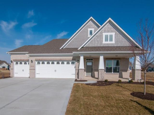 15102 Thoroughbred Drive, Fishers, IN 46040 (MLS #21510510) :: The Evelo Team