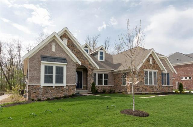4618 Kettering Place, Zionsville, IN 46077 (MLS #21594864) :: AR/haus Group Realty