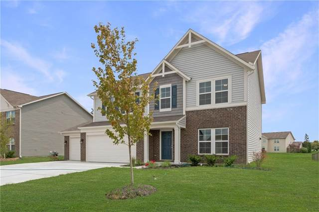 5589 W Woodhammer Trail W, Mccordsville, IN 46055 (MLS #21616841) :: The Indy Property Source