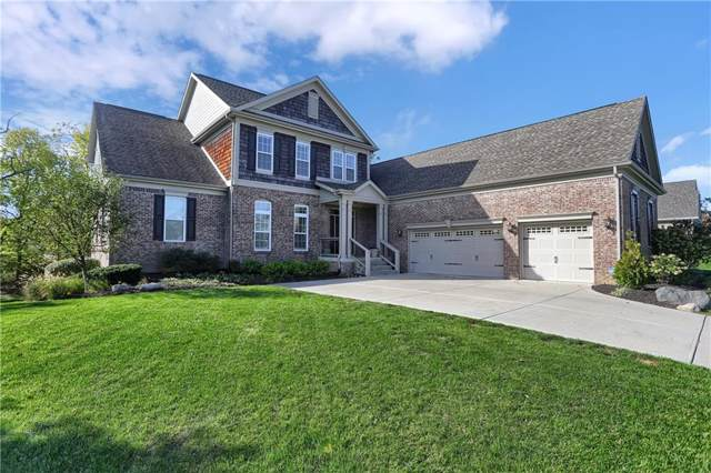 2765 Old Vines Drive, Westfield, IN 46074 (MLS #21635953) :: Mike Price Realty Team - RE/MAX Centerstone