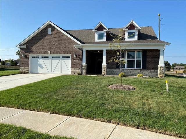 6808 Greeson Lane, Plainfield, IN 46168 (MLS #21678080) :: AR/haus Group Realty