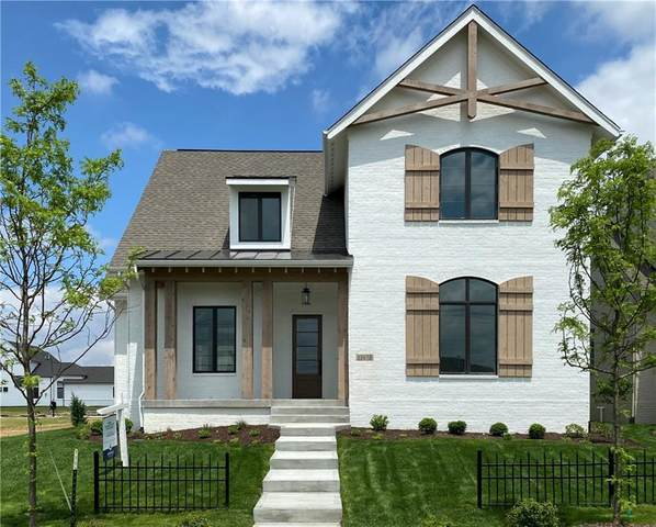 1431 Andante Way, Westfield, IN 46074 (MLS #21689015) :: The Evelo Team