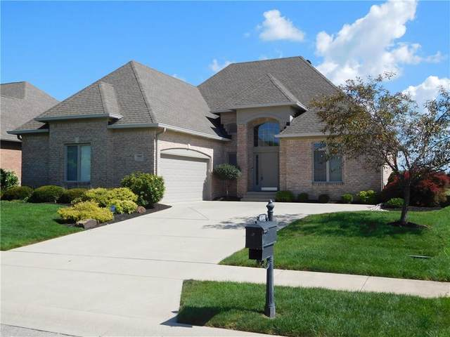 4580 Lexington Row, Greenwood, IN 46143 (MLS #21723717) :: Mike Price Realty Team - RE/MAX Centerstone