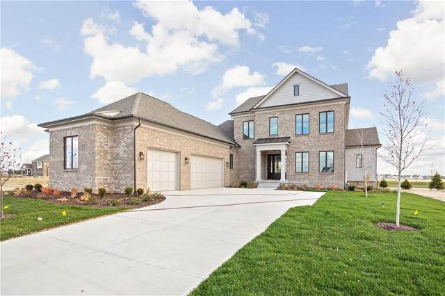 15823 Nocturne Drive, Westfield, IN 46074 (MLS #21732918) :: The Evelo Team