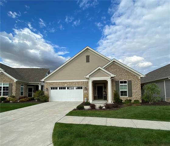 1672 Arbor Way, Zionsville, IN 46077 (MLS #21742938) :: Anthony Robinson & AMR Real Estate Group LLC