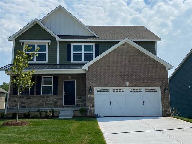 4872 Harris Place, Greenwood, IN 46142 (MLS #21765146) :: Anthony Robinson & AMR Real Estate Group LLC