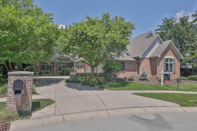 300 Millridge Drive, Indianapolis, IN 46290 (MLS #21690889) :: Anthony Robinson & AMR Real Estate Group LLC