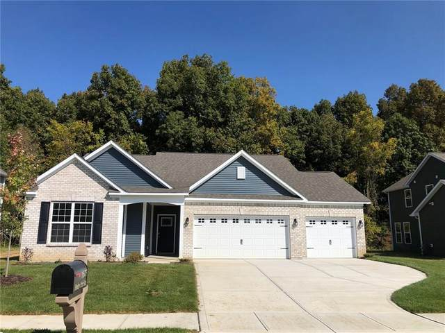 1673 S Foudray Circle, Avon, IN 46123 (MLS #21710506) :: The ORR Home Selling Team