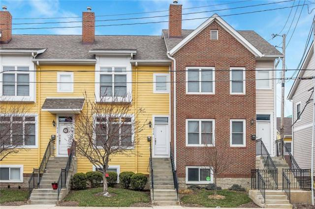 614 E 11TH Street, Indianapolis, IN 46202 (MLS #21552735) :: Indy Scene Real Estate Team
