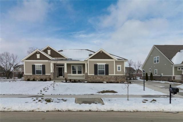 3496 Pace Drive, Westfield, IN 46074 (MLS #21573778) :: Mike Price Realty Team - RE/MAX Centerstone