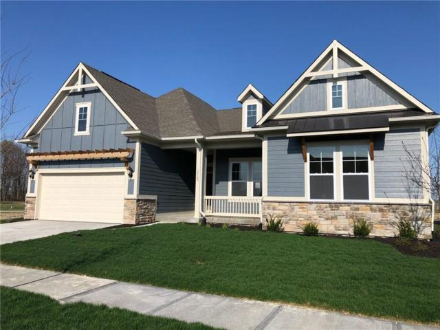 13725 Woodside Hollow Drive, Carmel, IN 46032 (MLS #21607331) :: Mike Price Realty Team - RE/MAX Centerstone