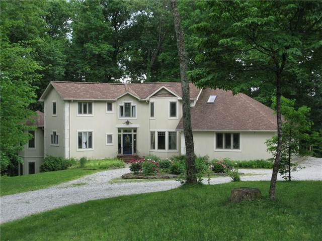 2668 Owl Creek Road, Nashville, IN 47448 (MLS #21612840) :: Mike Price Realty Team - RE/MAX Centerstone