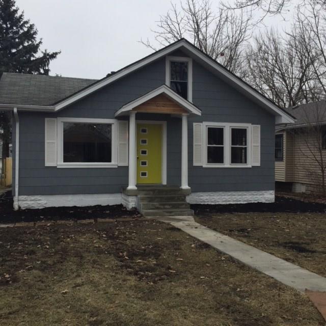 914 N Riley Avenue, Indianapolis, IN 46201 (MLS #21528844) :: Indy Scene Real Estate Team