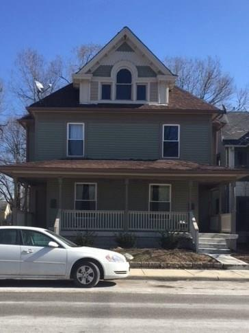 3305 N Capitol Avenue, Indianapolis, IN 46208 (MLS #21540785) :: Indy Scene Real Estate Team
