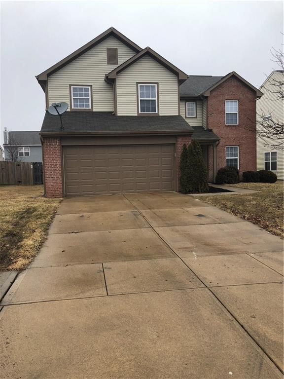 8124 Little River Lane, Indianapolis, IN 46239 (MLS #21546233) :: RE/MAX Ability Plus