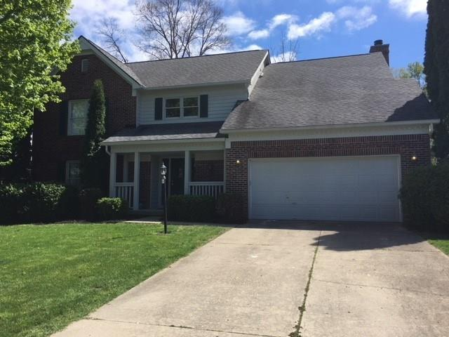 5187 Clear Lake Court, Carmel, IN 46033 (MLS #21546637) :: The Evelo Team