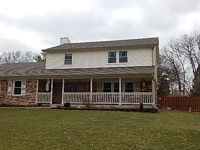 122 Leaning Tree Road, Greenwood, IN 46142 (MLS #21546732) :: Indy Plus Realty Group- Keller Williams