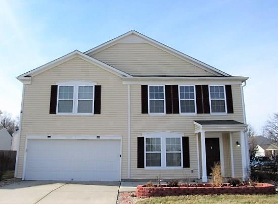 8018 Gathering Lane, Indianapolis, IN 46259 (MLS #21546864) :: RE/MAX Ability Plus
