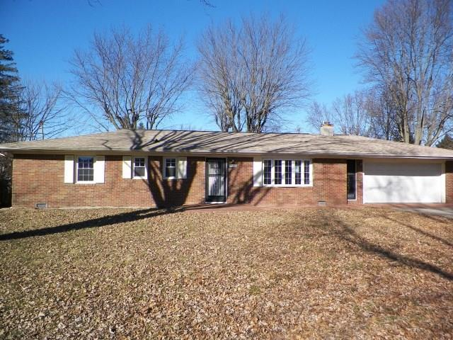 2006 E 45th Street, Anderson, IN 46013 (MLS #21547101) :: The Evelo Team