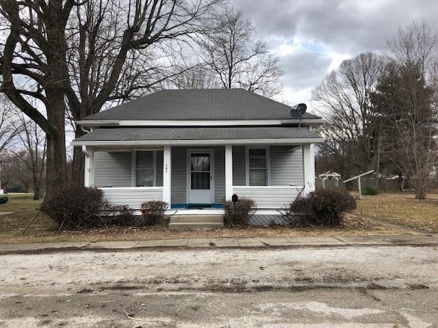 151 W Logan, Cloverdale, IN 46120 (MLS #21547264) :: Indy Scene Real Estate Team