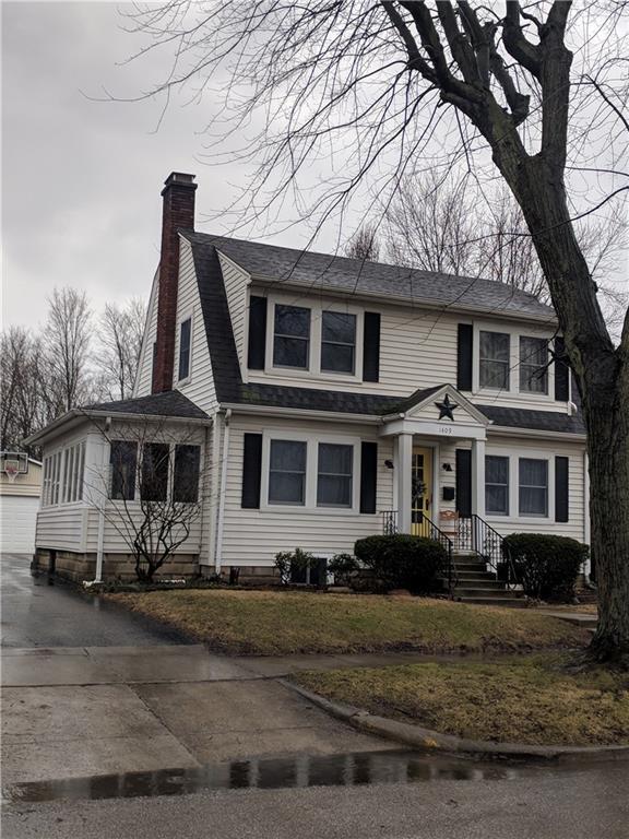1409 W Main Street, Crawfordsville, IN 47933 (MLS #21547336) :: Indy Scene Real Estate Team
