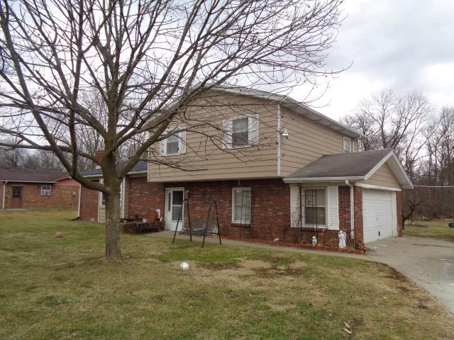 8842 Stone Gate Lane, Terre Haute, IN 47802 (MLS #21547469) :: The ORR Home Selling Team