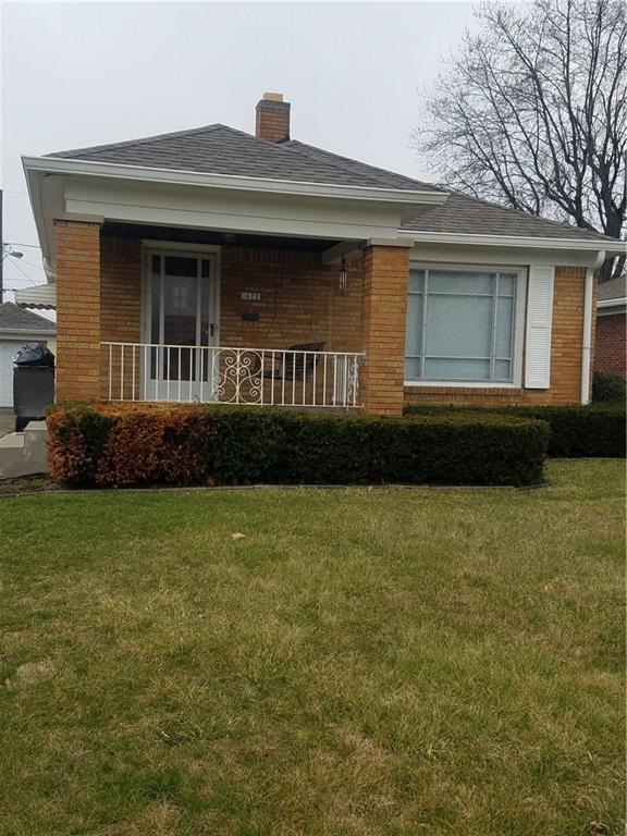 1422 N Butler Avenue, Indianapolis, IN 46219 (MLS #21549280) :: FC Tucker Company