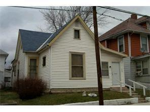 126 W 32ND Street, Indianapolis, IN 46208 (MLS #21550075) :: RE/MAX Ability Plus
