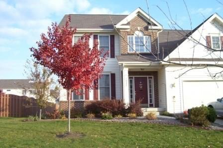 1062 Belvedere Place, Westfield, IN 46074 (MLS #21550412) :: The ORR Home Selling Team