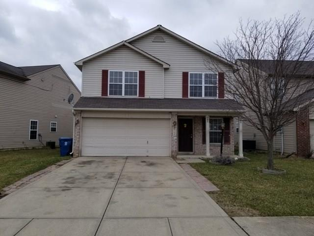 4144 Canapple Drive, Indianapolis, IN 46235 (MLS #21550434) :: RE/MAX Ability Plus