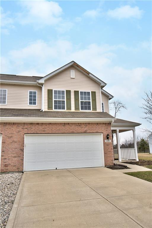 1880 Silverberry Drive, Indianapolis, IN 46234 (MLS #21550518) :: The ORR Home Selling Team