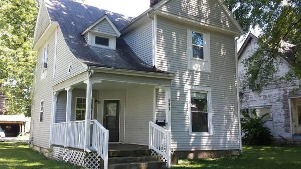 520 N Alameda Avenue, Muncie, IN 47303 (MLS #21551445) :: The ORR Home Selling Team