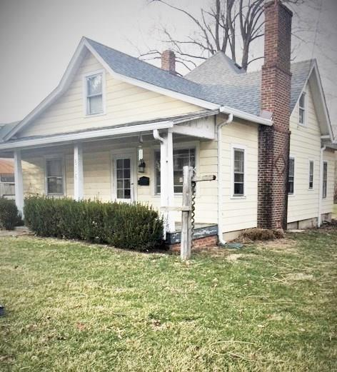 806 W Main Street, Danville, IN 46122 (MLS #21551611) :: Mike Price Realty Team - RE/MAX Centerstone