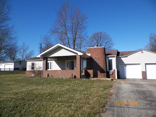 10291 N Sharpbend Road, Albany, IN 47320 (MLS #21551680) :: The ORR Home Selling Team