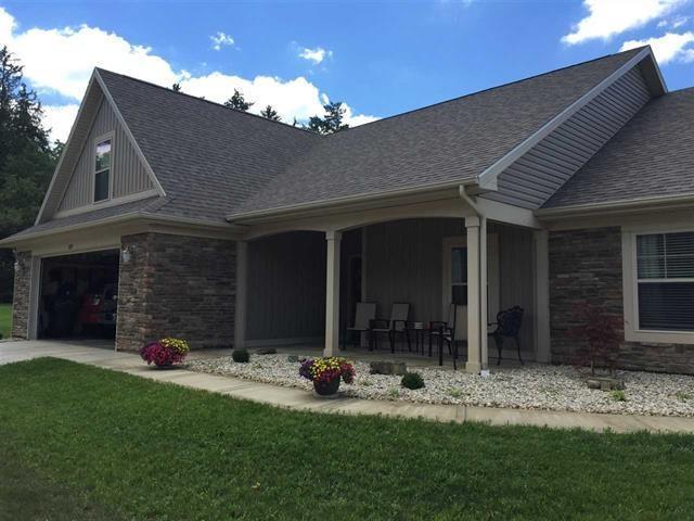 4209 W Windy Meadows Court, Muncie, IN 47304 (MLS #21551777) :: The ORR Home Selling Team