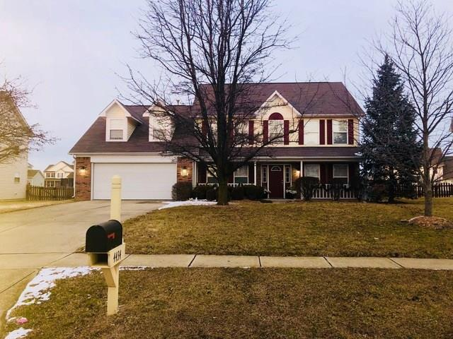 4434 W Windsong Court, New Palestine, IN 46163 (MLS #21551947) :: Indy Plus Realty Group- Keller Williams