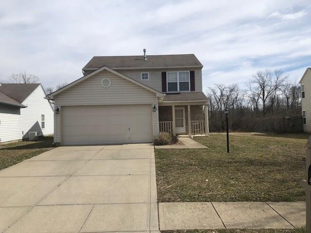 4055 N Orchard Valley Boulevard, Indianapolis, IN 46235 (MLS #21552630) :: RE/MAX Ability Plus