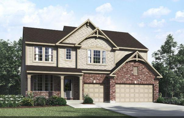 8601 Rockwood Lane, Indianapolis, IN 46259 (MLS #21556651) :: RE/MAX Ability Plus