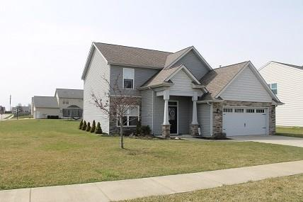5549 Casad Drive, Lafayette, IN 47905 (MLS #21556717) :: The ORR Home Selling Team