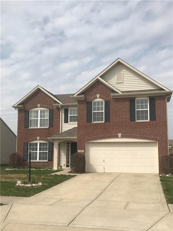1640 Brookview Drive, Brownsburg, IN 46112 (MLS #21556718) :: The Evelo Team