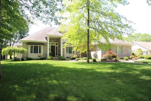 3901 W Heath Drive, Muncie, IN 47304 (MLS #21556841) :: RE/MAX Ability Plus