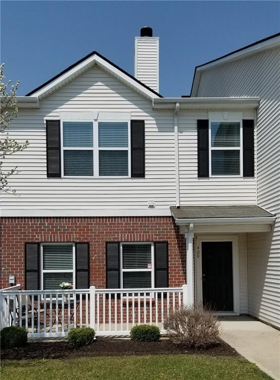 13226 Komatite Way #400, Fishers, IN 46038 (MLS #21557173) :: The Evelo Team