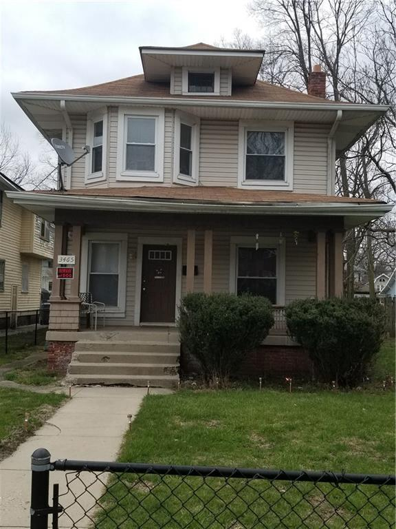 3465 Carrollton Avenue, Indianapolis, IN 46205 (MLS #21557547) :: RE/MAX Ability Plus