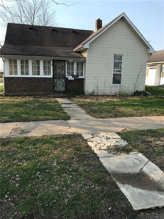 789 E Columbus Street, Martinsville, IN 46151 (MLS #21558562) :: The Indy Property Source