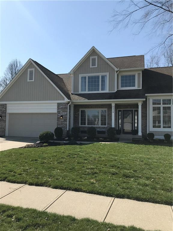 6379 Columbia Circle, Fishers, IN 46038 (MLS #21558756) :: Indy Plus Realty Group- Keller Williams