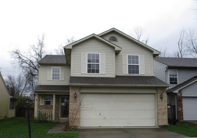 7618 Misty Meadow Drive, Indianapolis, IN 46217 (MLS #21558938) :: RE/MAX Ability Plus