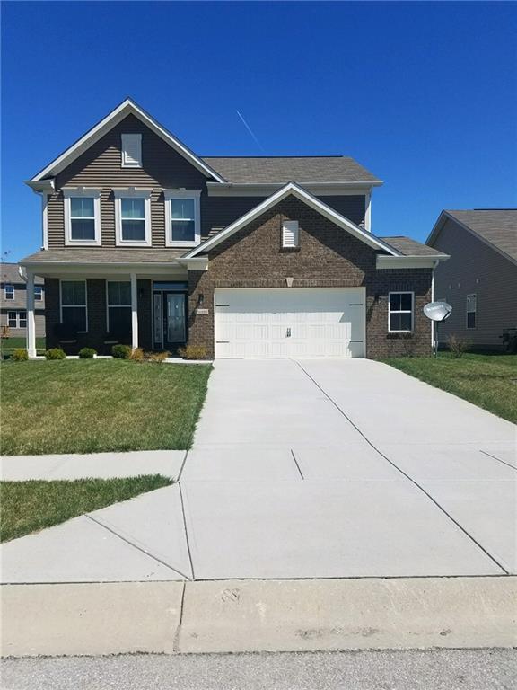5109 Charmaine Lane, Plainfield, IN 46168 (MLS #21559291) :: Heard Real Estate Team