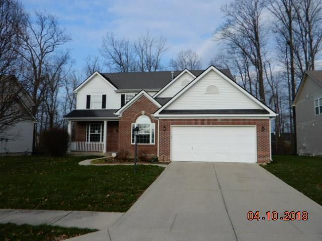 6460 Timber Leaf Lane, Indianapolis, IN 46236 (MLS #21559554) :: The Evelo Team